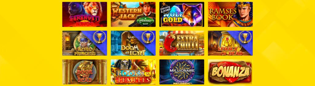 Hyperino Spielautomaten