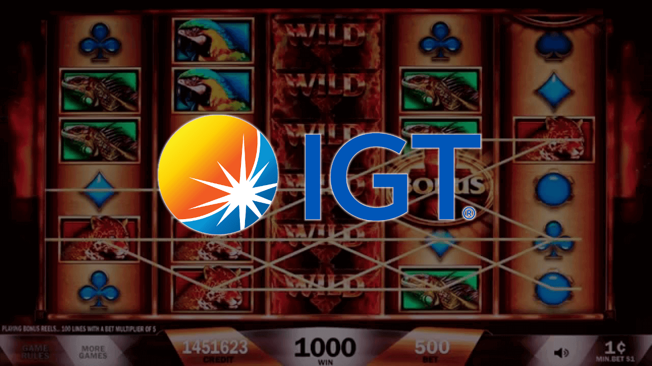 IGT Spielautomat