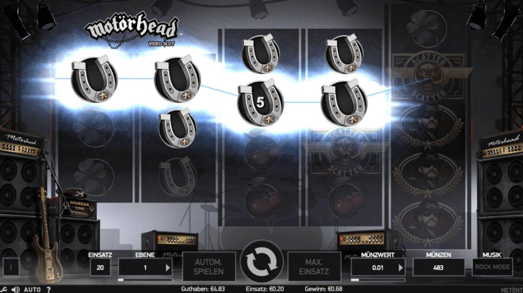Gewinn Spielautomat Motörhead