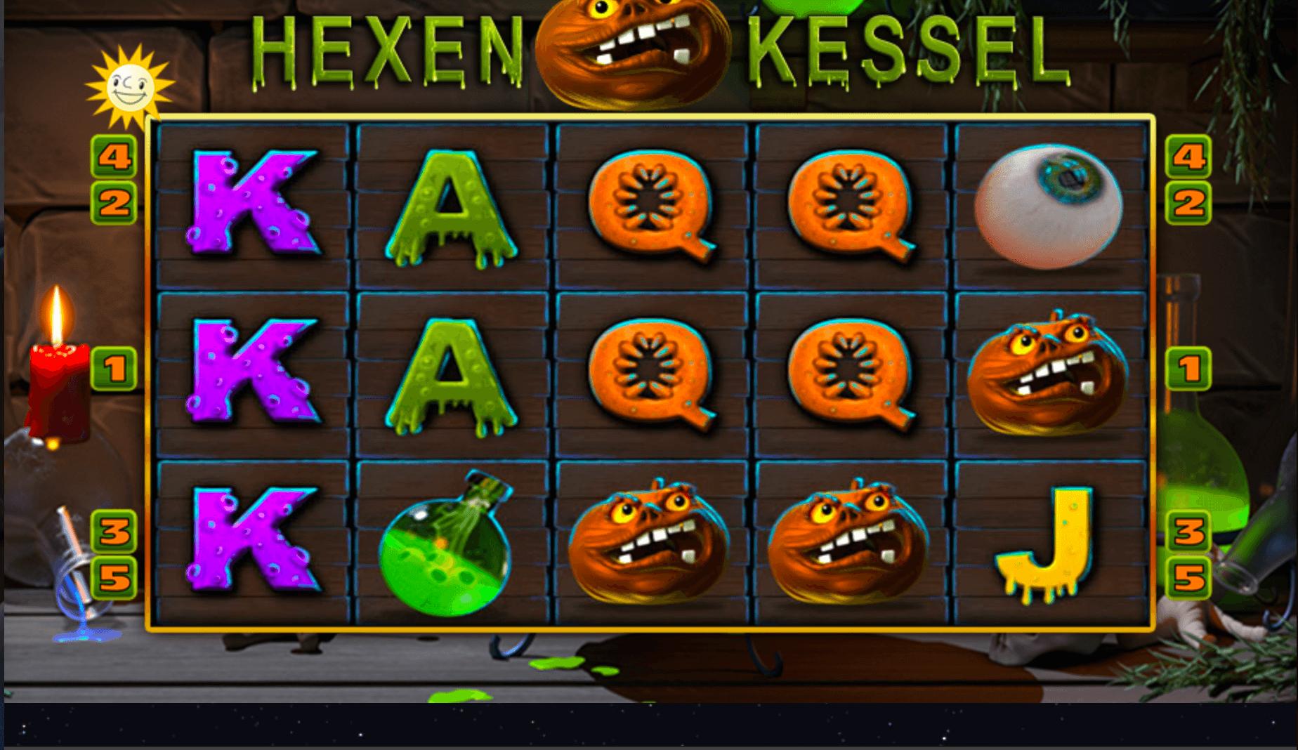Merkur Spiele Hexenkessel