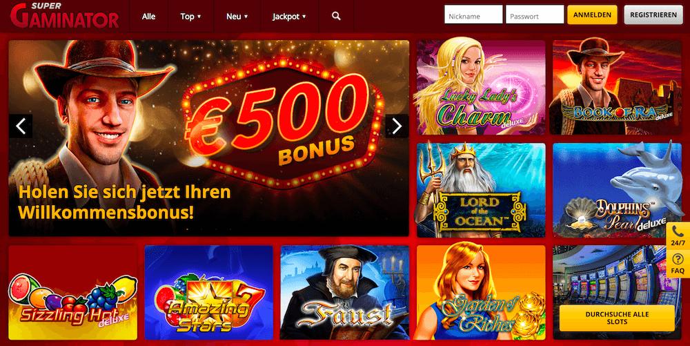 casino informationen