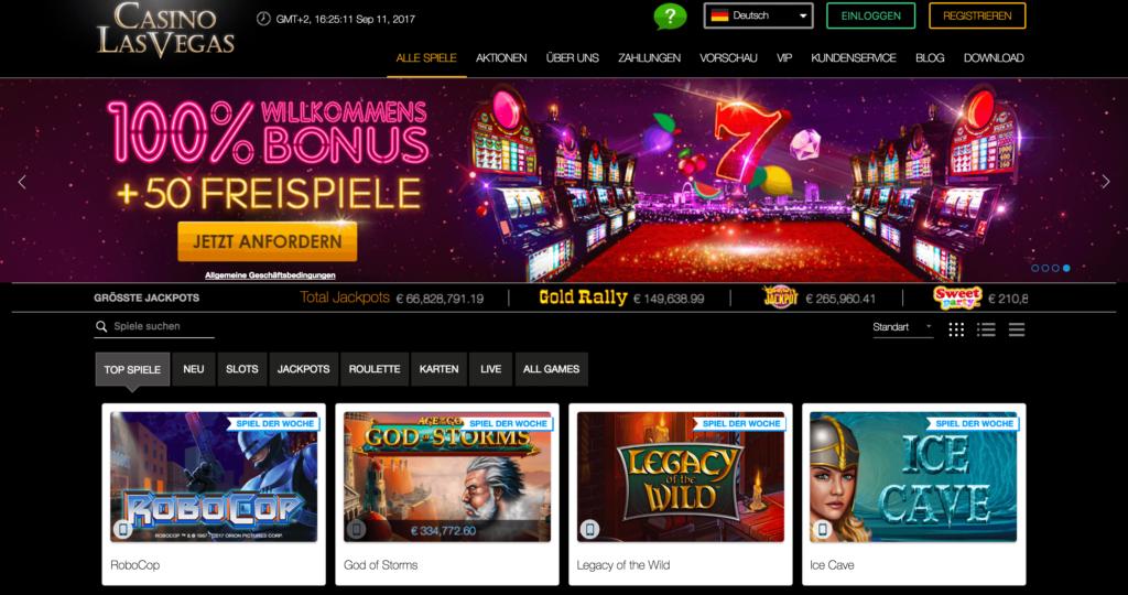 Casino Las Vegas Startseite