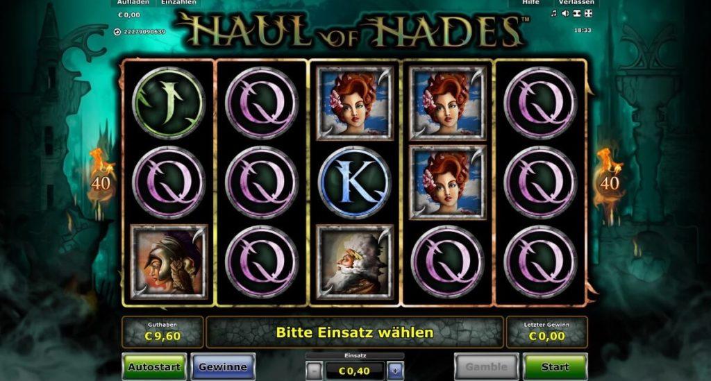 haul of hades kostenlos spielen ohne anmeldung spielautomat criss cross 81 kostenlos online