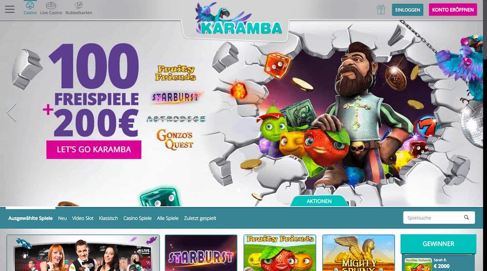 Karamba Casino Bewertung Online | Casino.com Deutschland