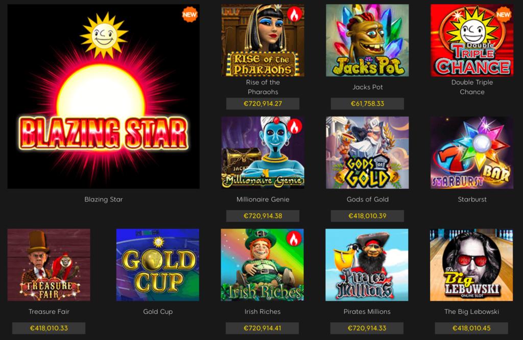 Merkurspiele im 888 Casino