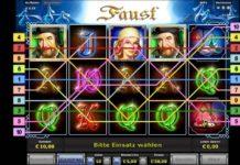 Faust Slot Aufbau