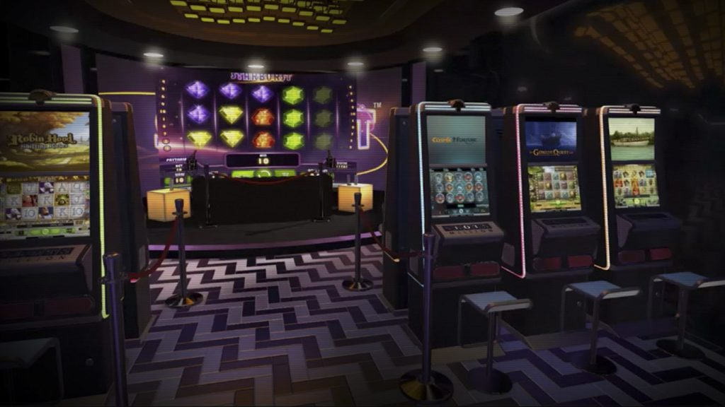 Einblick in das Slotsmillion VR Casino