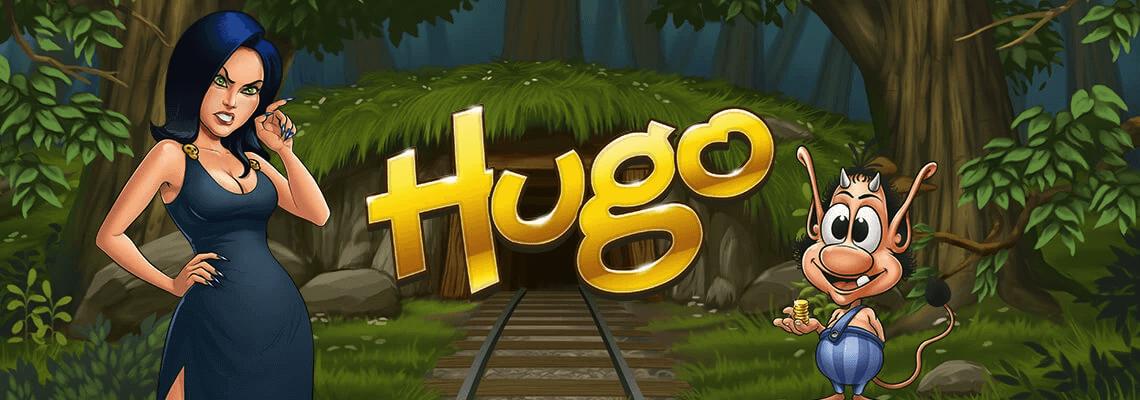 Slotlogo Hugo