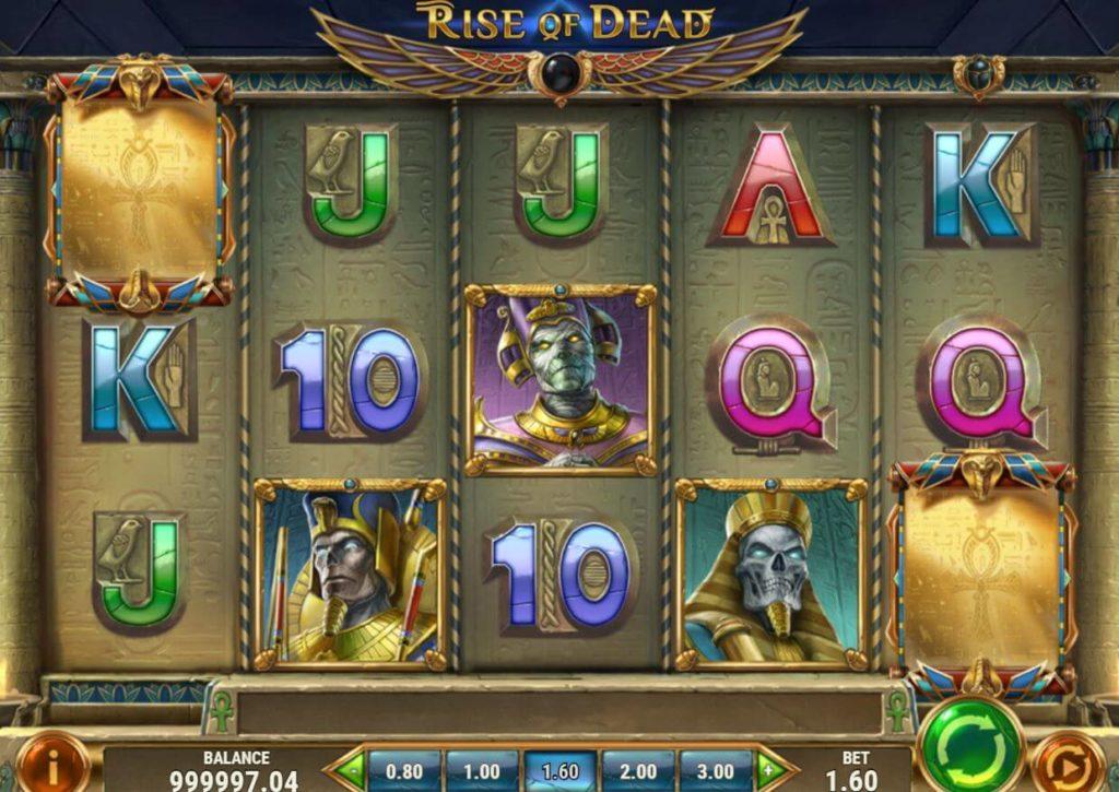 Slot Rise of Dead