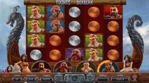 Aufbau des Spielautomatens Vikinks go Berzerk