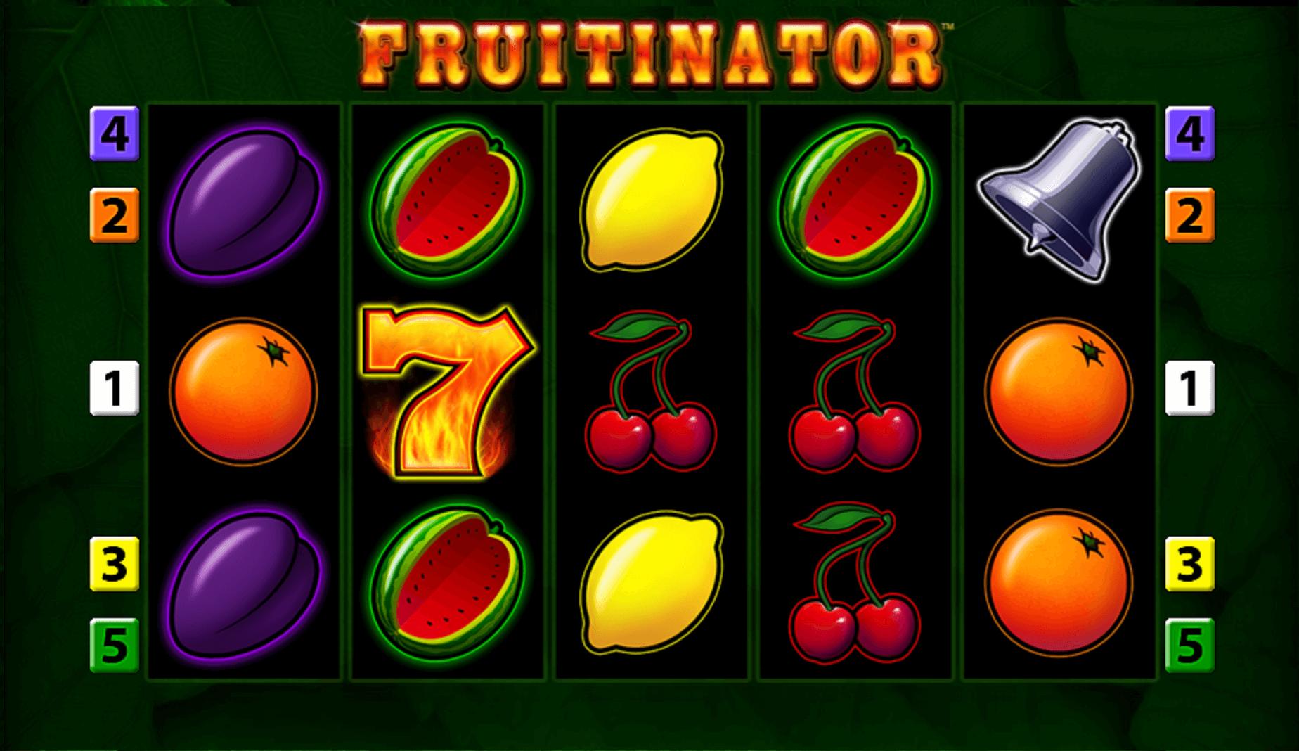 Merkur Spiele Fruitinator