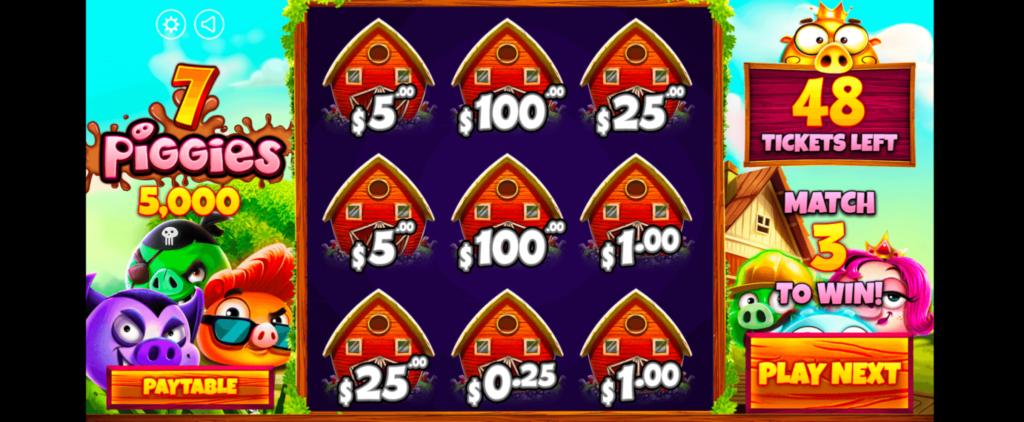 Real money slots free spins