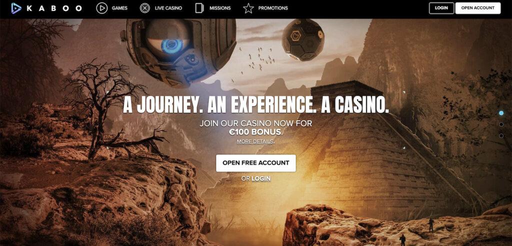 Das Kaboo Casino schließt für deutsche Spieler