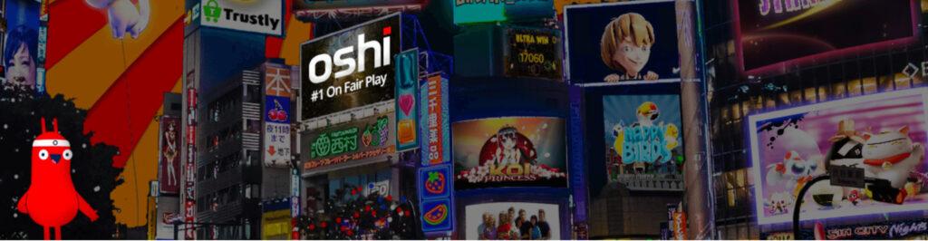 Oshi Banner