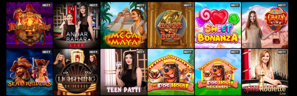bitkingz casinospiele