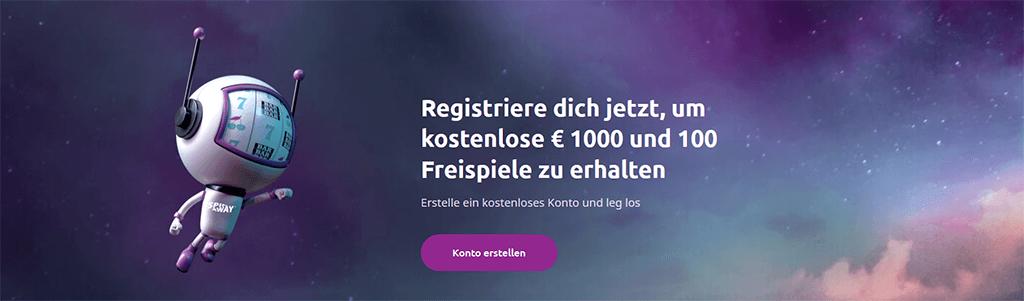 Spinaway Casino Website