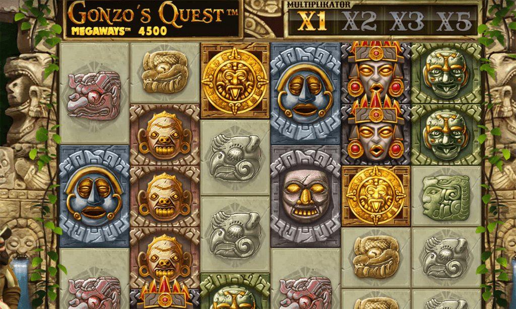 Gonzos Quest Megaways spielen
