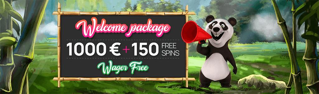 Fortunepanda Casino Bonus